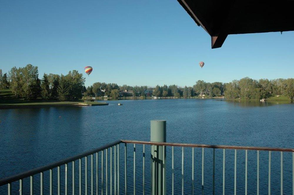 Ballons in Summer